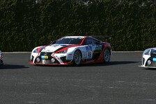 24 h Nürburgring - Toyota erneut beim 24-Stunden-Rennen