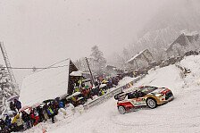 WRC - Östberg: Schweden-Vorbereitung bei Mountain Rally