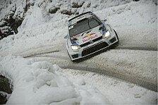 WRC - Ogier: Auf WP1 hätte alles aus sein können
