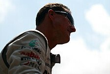 Formel 1 - Schumacher: Lungenentzündung?