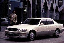 Auto - Erster Lexus feierte 1989 in Detroit Weltpremiere