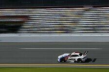USCC - BMW in Daytona bislang blass