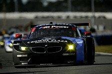 USCC - BMW startklar für die 12 Stunden von Sebring