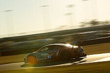 USCC - Zwei Audi R8 LMS in Daytona am Start