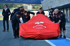 Formel 1 - Vorschau: Toro Rosso präsentiert den STR10