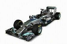Formel 1 - Bilderserie: Die Formel-1-Autos der Saison 2014