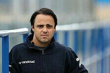 Formel 1 - Claire Williams: Massa ist ein toller Motivator