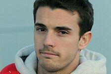 Formel 1 - Bianchi in Paris überfallen