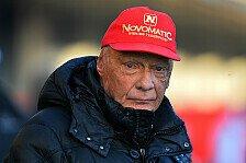 Formel 1 - Lauda wird 65: Der Mann hinter der roten Kappe