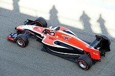 Formel 1 - Testbilanz: Hausaufgaben gut gemacht, Marussia?