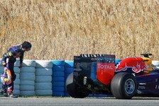 Formel 1 - Bilderserie: Jerez - Fundsachen