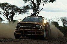 WRC - Toyota testet Yaris WRC im direkten Vergleich