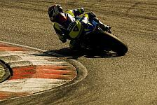 MotoGP - Suzuki: Erster Shakedown positiv