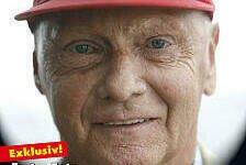 Formel 1 - Kommentar: Lauda-Cover kein Spaß mehr