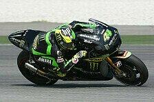 MotoGP - Tech3-Jungs in Sepang fast im Gleichschritt