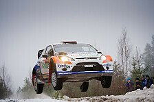 WRC - Schweden: Fotograf im Shakedown verletzt