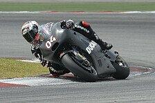 MotoGP - Dovizioso erneut um acht Zehntel schneller