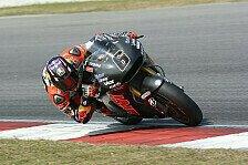 MotoGP - Bradl kämpft gegen Reifenverschleiß
