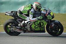 MotoGP - Bautista mit schnellster Runde glücklich
