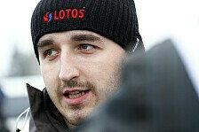 WRC - Kein Warndreieck: Verwarnung für Kubica