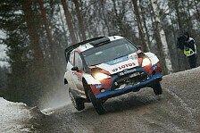 WRC - Kubica: Schweden-Fehler in Mexiko vermeiden