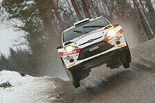 WRC - Solberg auch in Portugal am Start