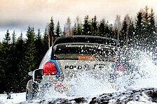 WRC - Die Eckpfeiler der Rallye Schweden