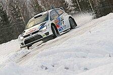 WRC - Volkswagen mit Rückenwind zur Rallye Schweden