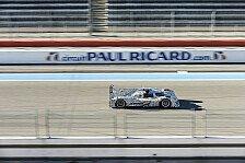 WEC - Audi und Porsche: Tests am Persischen Golf