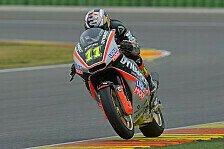 Moto2 - Cortese beschließt Tests in den Top-5