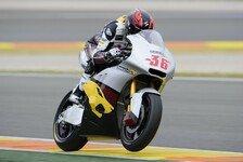 Moto2 - Kallio übernimmt am letzten Tag