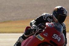 Moto2 - Folger am Limit