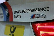 DTM - BMW: Erster Test mit dem M4