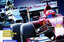 Formel 1 - Neues Motorsport-Magazin: Alles zum Saisonstart
