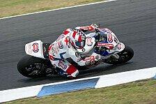 Superbike - Pata Honda lässt sich besser fahren