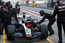 Formel 1 - Ron Dennis droht mit McLaren-Rückzug aus der F1
