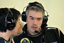 Formel 1 - Nick Chester schönt nichts