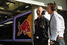 Formel 1 - Wolff: RBR durch Newey-Abgang nicht geschwächt