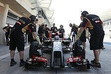 Formel 1 - Grosjean: Lotus hat Siegerpotenzial