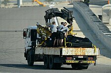 Formel 1 - Bahrain, Tag II: Magnussen fährt Bestzeit