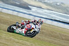 Superbike - Rea gibt die Pace in Aragon vor