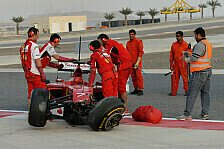 Formel 1 - Bahrain, Tag IV: Rosberg knackt 1:33er Marke