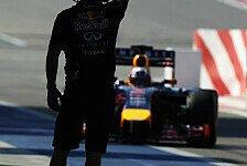 Formel 1 - Bahrain II, Tag 1: Pérez markiert Bestzeit
