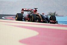 Formel 1 - Nick Chester: Brauchen Zeit auf der Strecke