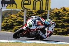 Superbike - Canepa erwartet enge Rennen in Aragon