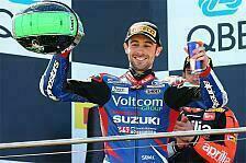 MotoGP - Offiziell: Laverty fährt 2015 in der MotoGP