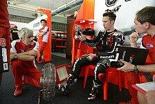MotoGP - Dovizioso mit besserem Gefühl