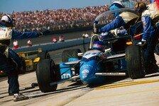 IndyCar - Bilder: Jacques Villeneuves IndyCar-Karriere