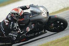 MotoGP - Ducati auf Phillip Island am letzten Tag zurück