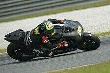MotoGP - Ducati Testfahrten von Regen gebremst